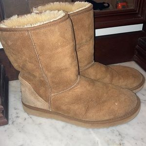 Classic chestnut Ugg Boots